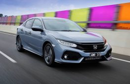 2017 Honda Civic RS hatch review