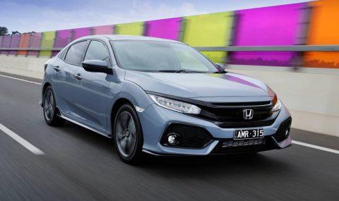 2017 Honda Civic RS hatch review