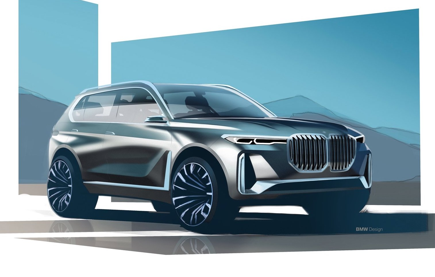 Top Best Seater SUVs Coming To Australia In TopCars - 7 seater bmw suv