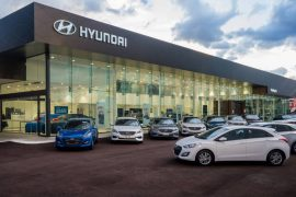 Hyundai ranks highest in 2017 JD Power Sales Satisfaction Index