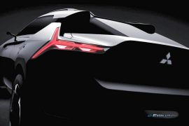 Mitsubishi to revive Evolution name with Tokyo-bound concept