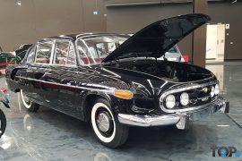 Video: 1973 Tatra T603 V8 start-up & engine sound