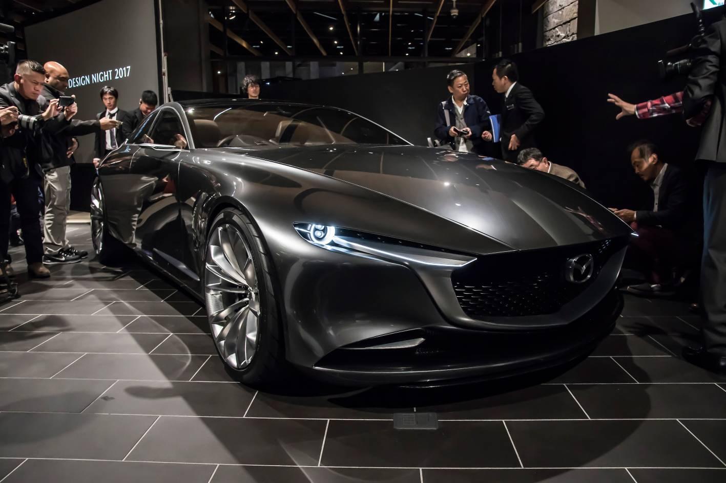 Mazda 3 Kai >> 2017 Mazda Kai & Vision Coupe concepts unveiled at Tokyo Motor Show | Top10Cars