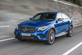 Mercedes-Benz posts best-ever third-quarter sales, up 7.9%