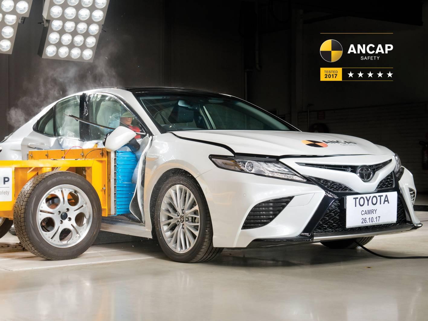 top 10 safest new cars in australia for 2018 2019 top10cars. Black Bedroom Furniture Sets. Home Design Ideas
