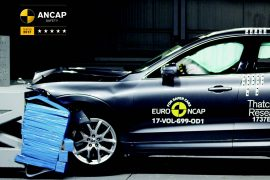 ANCAP gives 2018 Volvo XC60 5-star safety rating