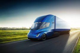2019 Tesla Semi Truck unveiled: Fully electric, 804km range