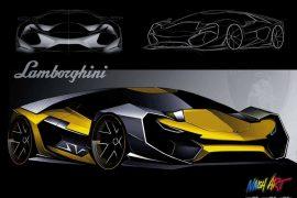 New design competition allows young designers to envision a future Lamborghini