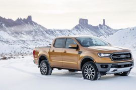 2019 Ford Ranger revealed ahead of Detroit Motor Show debut (Video)