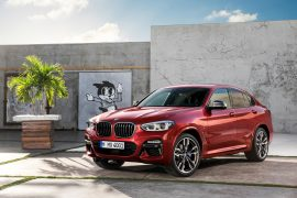 2018 BMW X4 revealed, here in the third quarter of 2018