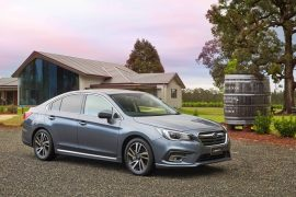 2018 Subaru Liberty on sale from $30,240 with minor revisions