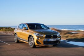 2018 BMW X2 range gains additional variants