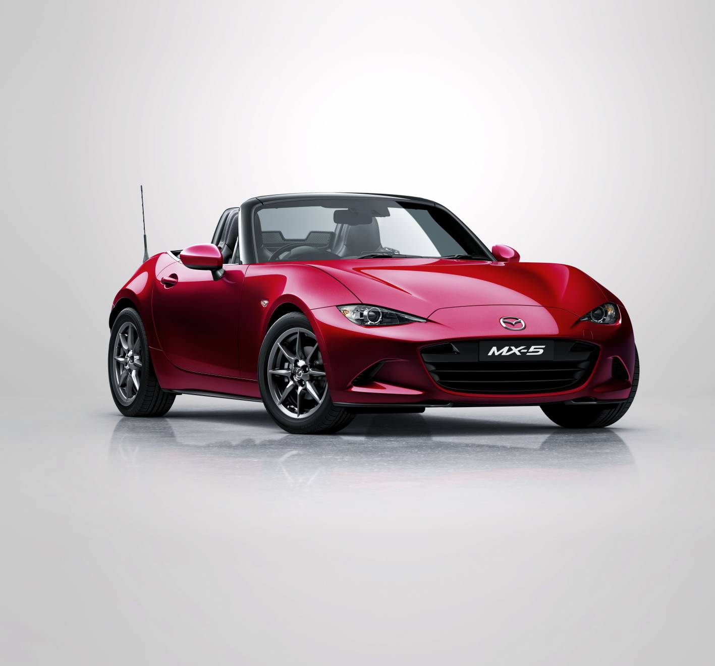 2018 Mazda MX-5 Enhanced For Better Refinement And