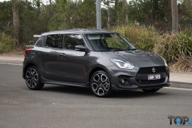 2018 Suzuki Swift Sport review