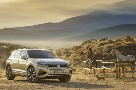 2019 Volkswagen Touareg revealed- lighter, more luxury and efficiency