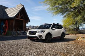 2019 Subaru Forester launched in New York
