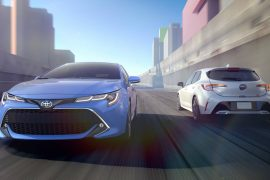 2019 Toyota Corolla interior and exterior detailed ahead of NY Auto Show