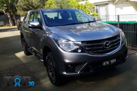2018 Mazda BT-50 GT 4X4 Review
