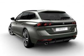 2019 Peugeot 508 SW revealed- stylish and efficient French wagon