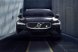 2019 Volvo S60 revealed, new high-performance Polestar Engineered model