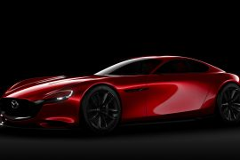 Mazda rotary concept to debut at 2017 Tokyo Motor Show – report