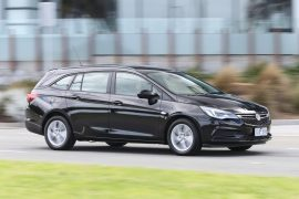 Holden Astra Sportwagon pricing and features detailed
