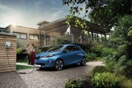 Renault announces Australian pricing for Zoe Electric car