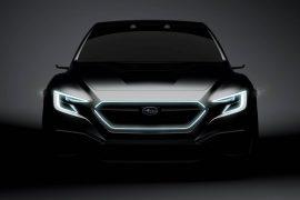 Subaru teases VIZIV Performance Concept; next WRX?