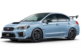 2017 Subaru WRX STI S208 to debut at Tokyo, 450 to be made
