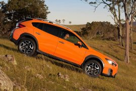 2017 Subaru XV review