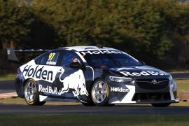 2018 Holden Commodore Supercars prototype unveiled