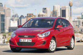 MY2018 Hyundai Accent Sport update lands in Australia