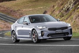 Kia Stinger arrives in Australia; 200S, 200Si prices confirmed
