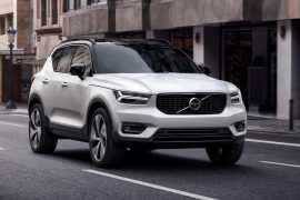 Volvo XC40 revealed as safest & smartest SUV in class