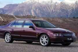 Top 10 rare used cars available in Australia