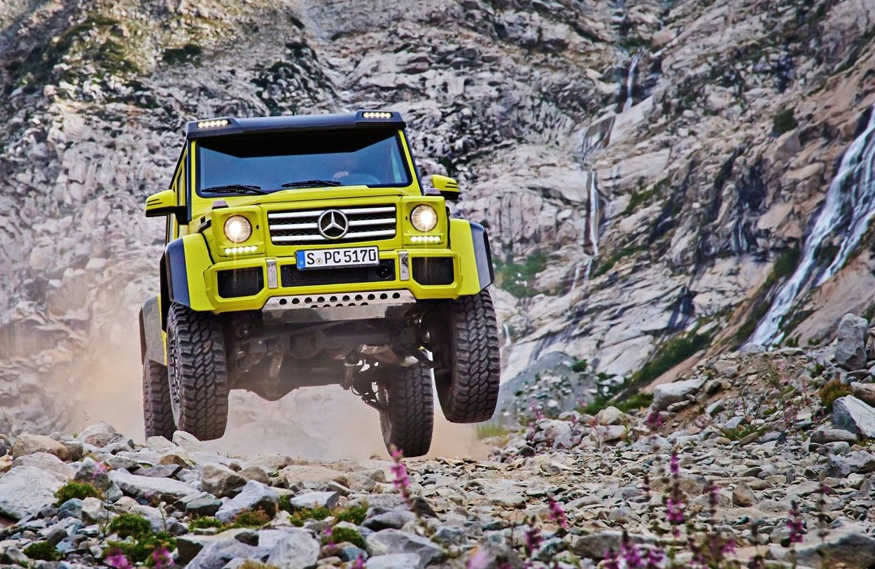 Top 10 best off-road 4x4 SUVs to look forward to beyond 2018   Top10Cars