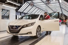 Nissan vehicle production surpasses 150 million units