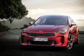 Kia Stinger V8 possible, unlikely for Australia – report