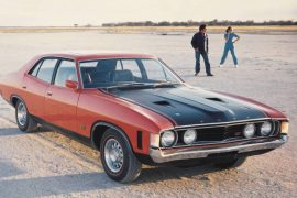 Top 10 rare Australian cars