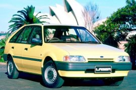 Editorial: Is it time to bring back the Ford Laser?