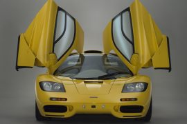 For Sale – McLaren F1 number 60 with 239km on the clock