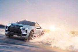 2017 Mitsubishi e-Evolution concept reavealed ahead of Tokyo Motor Show