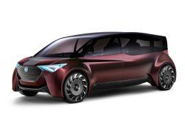 Toyota reveals 310kW Fine-Comfort Ride concept