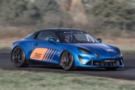 New Alpine A110 Cup car to enter competition in 2018 (video)
