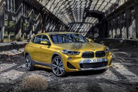 2018 BMW X2 unveiled, Australian pricing to be announced