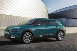 2018 Citroen C4 Cactus revealed, loses AirBumps