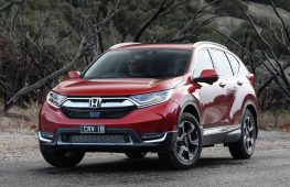 2018 Honda CR-V VTi-LX (1.5 turbo) review
