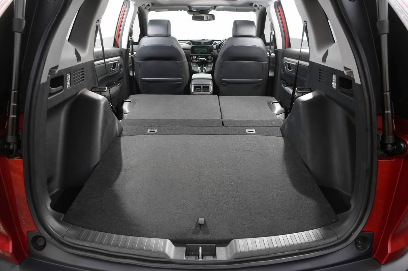 2018 Honda CR V VTi LX Cargo Space