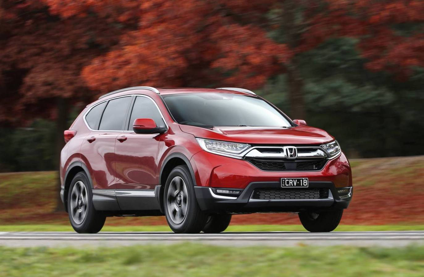 2018 Honda Cr V Vti Lx 1 5 Turbo Review Top10cars