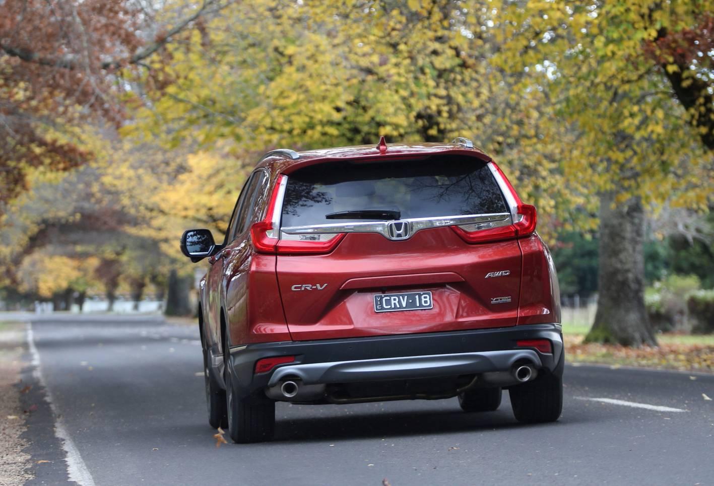 2018 Honda CR-V VTi-LX (1.5 turbo) review | Top10Cars